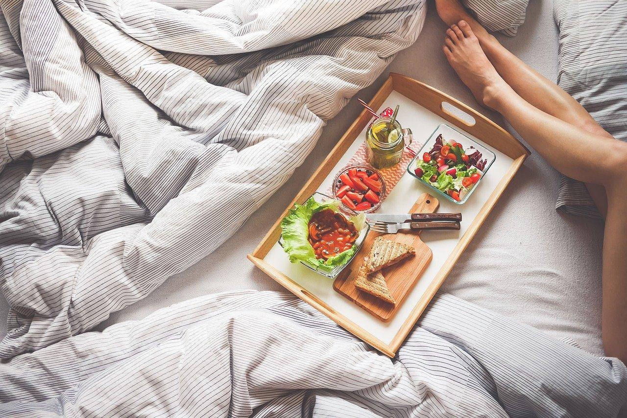 Dzień śniadania – bez śniadania ani kroku